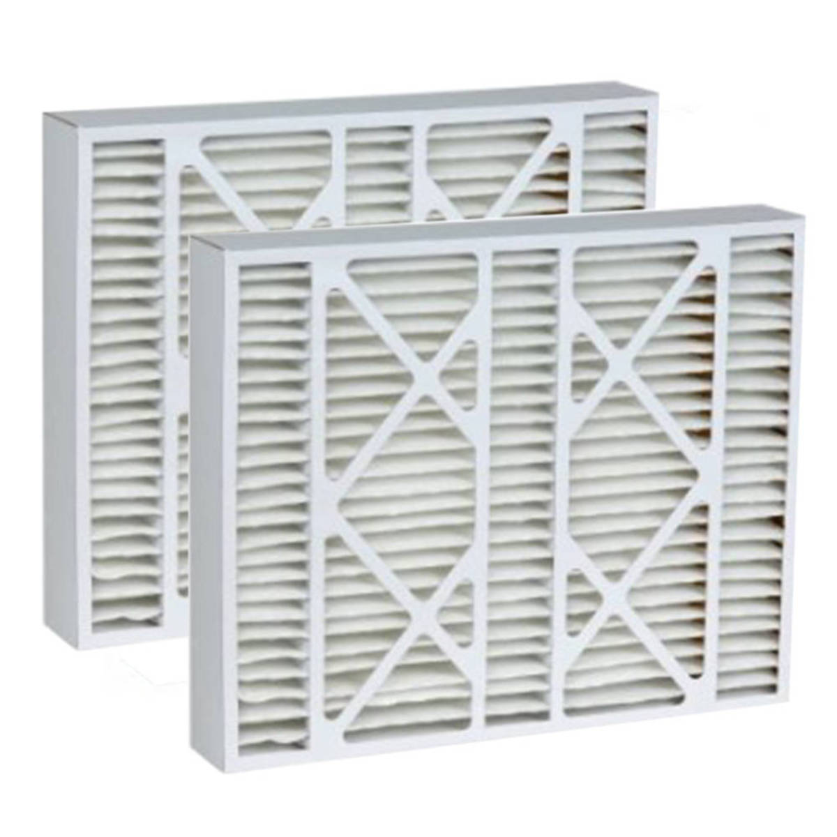 White Rodgers 16x25x4 Merv 8 Replacement AC Furnace Air Filt