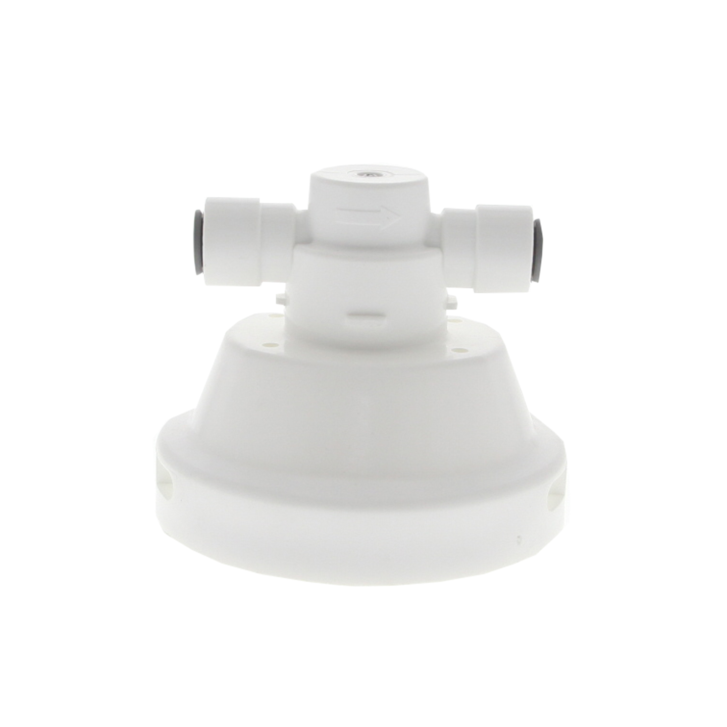 Omnipure Elf Series Valved Water Filter Head 3  8 Quick Connect
