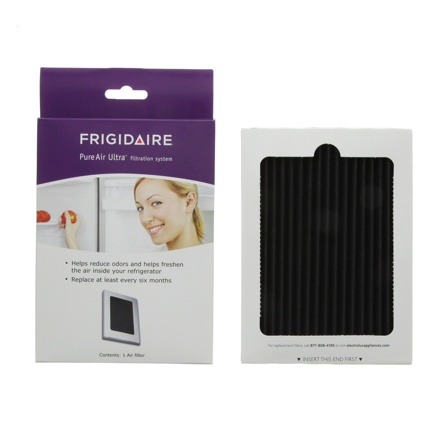 about Frigidaire PAULTRA Pure Air Ultra Refrigerator Air Filter