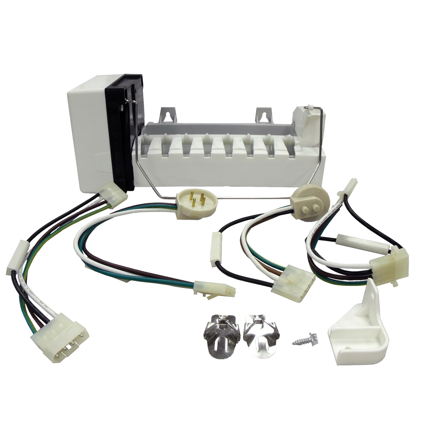 Roper Ice Maker Wiring Diagram : Supco rim replacement icemaker kit for whirlpool