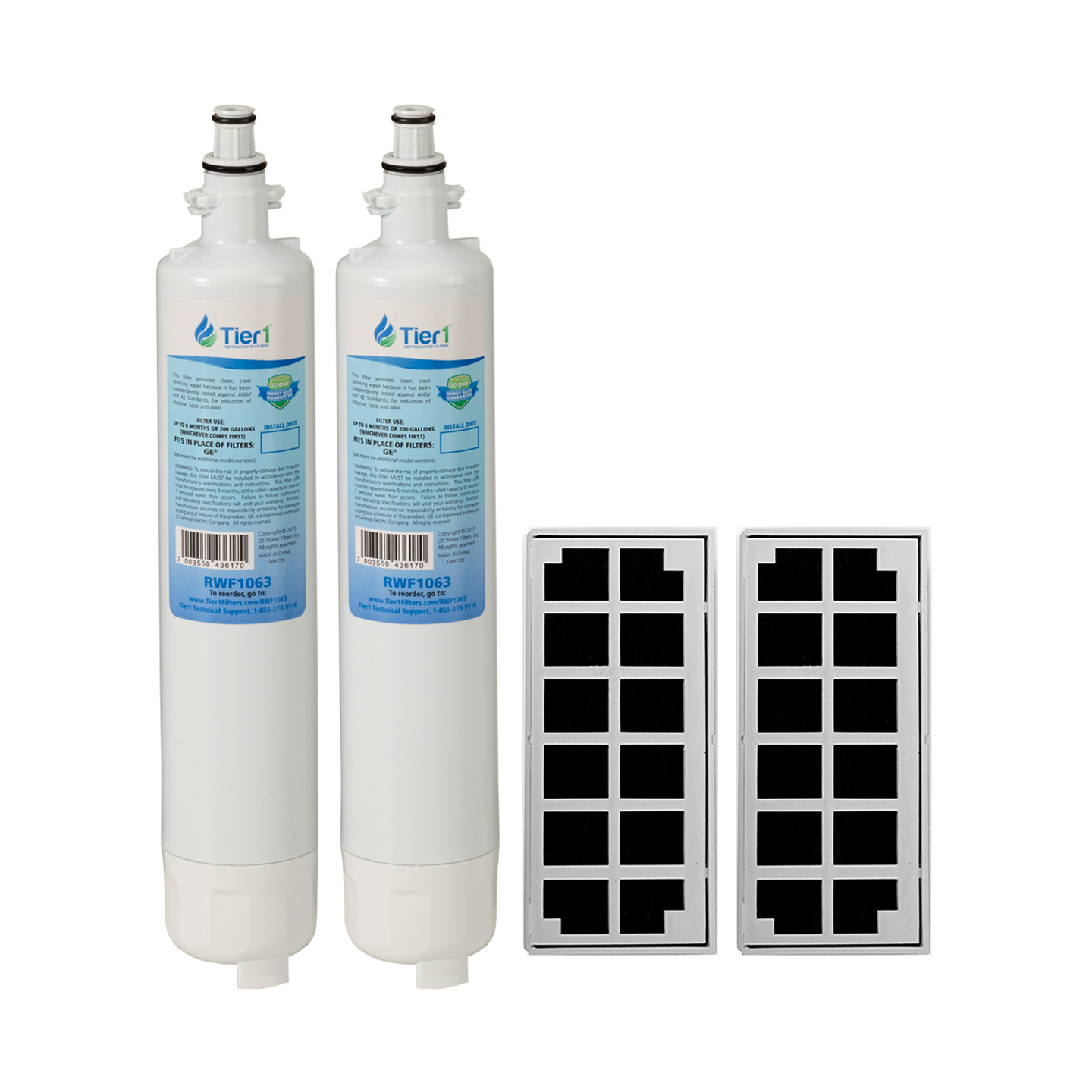 Fits Ge Rpwf Smartwater Comparable Refrigerator Water