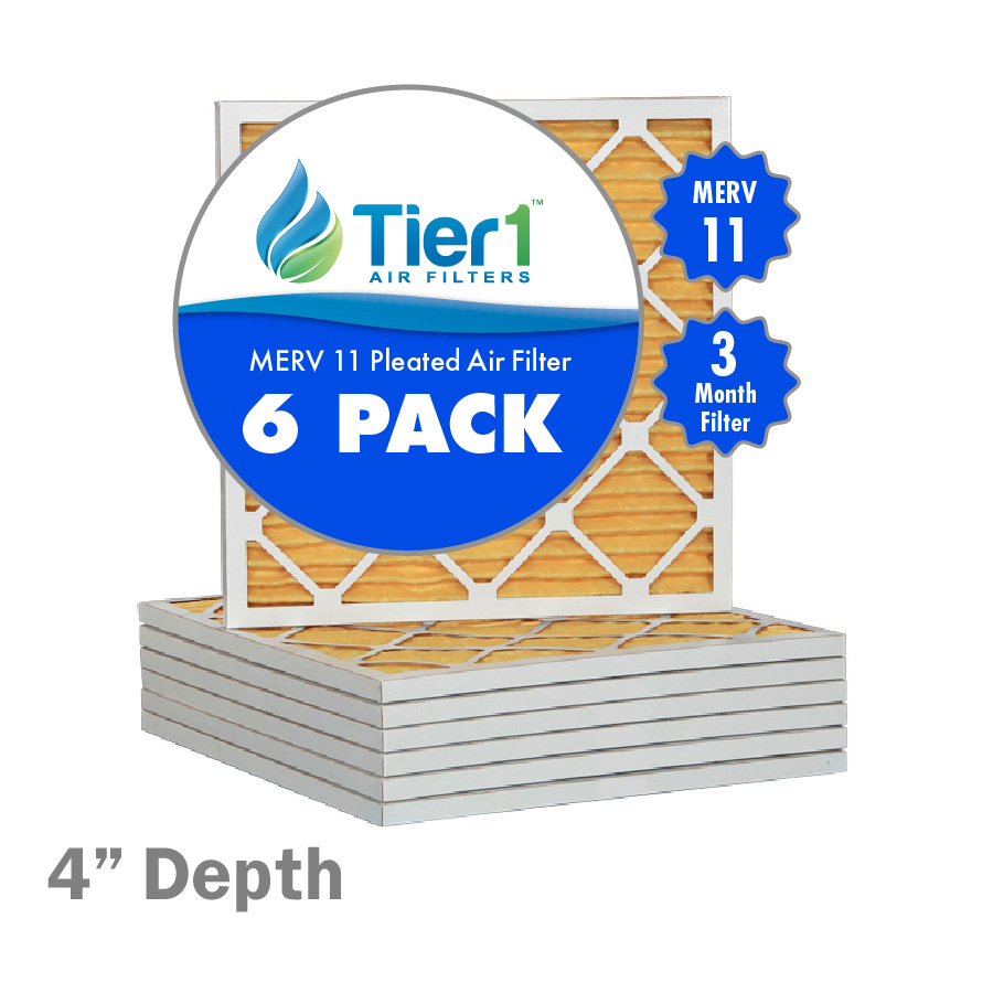 Tier1 1500 Air Filter - 12x12x4 (6-Pack) at Sears.com