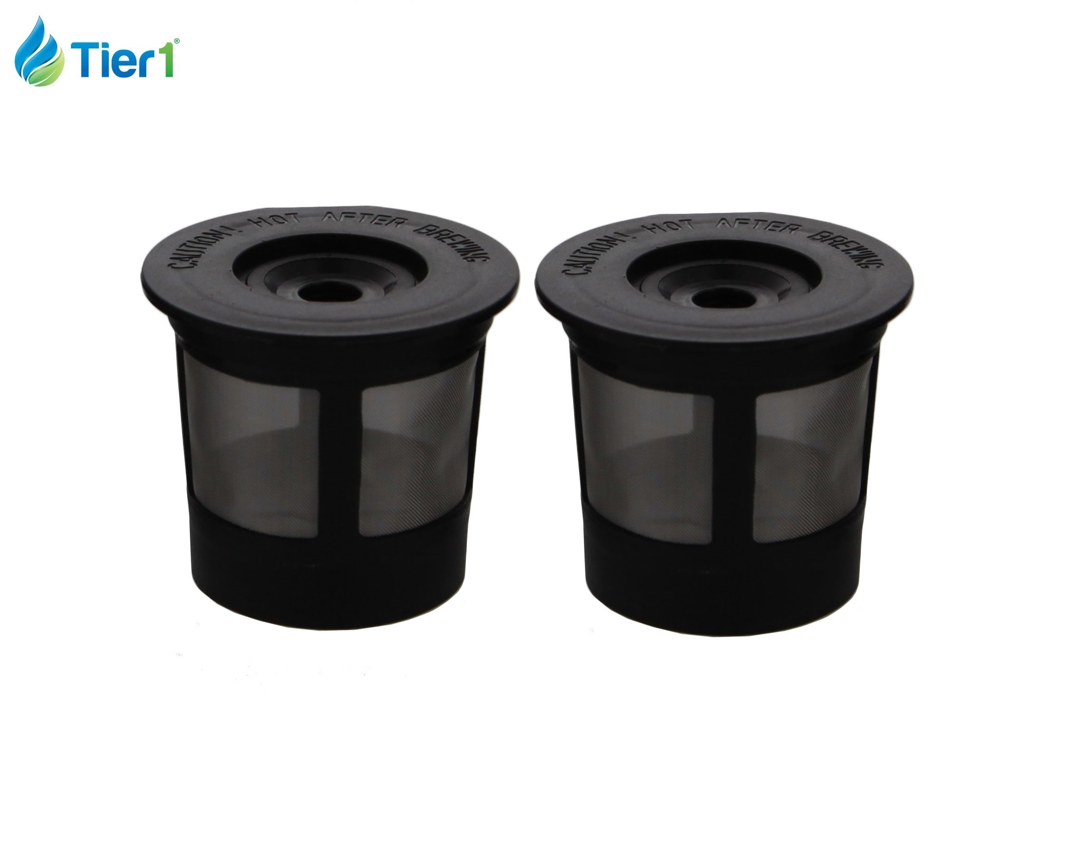 Keurig K Cup Holder Single Serve Comparable Coffee Maker Water Filter 2 Pack eBay