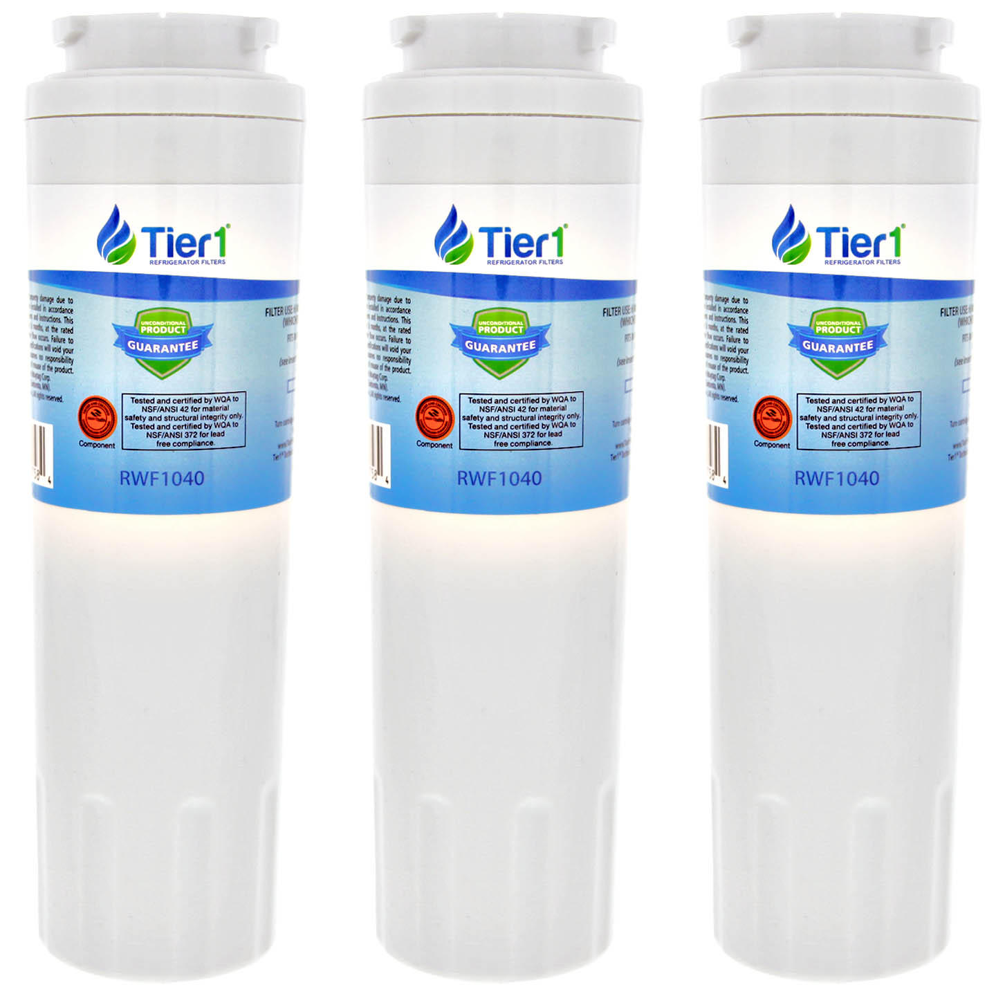 Fits Maytag UKF8001 EDR4RXD1 4396395 46-9006 Filter 4 Comparable Water Filters