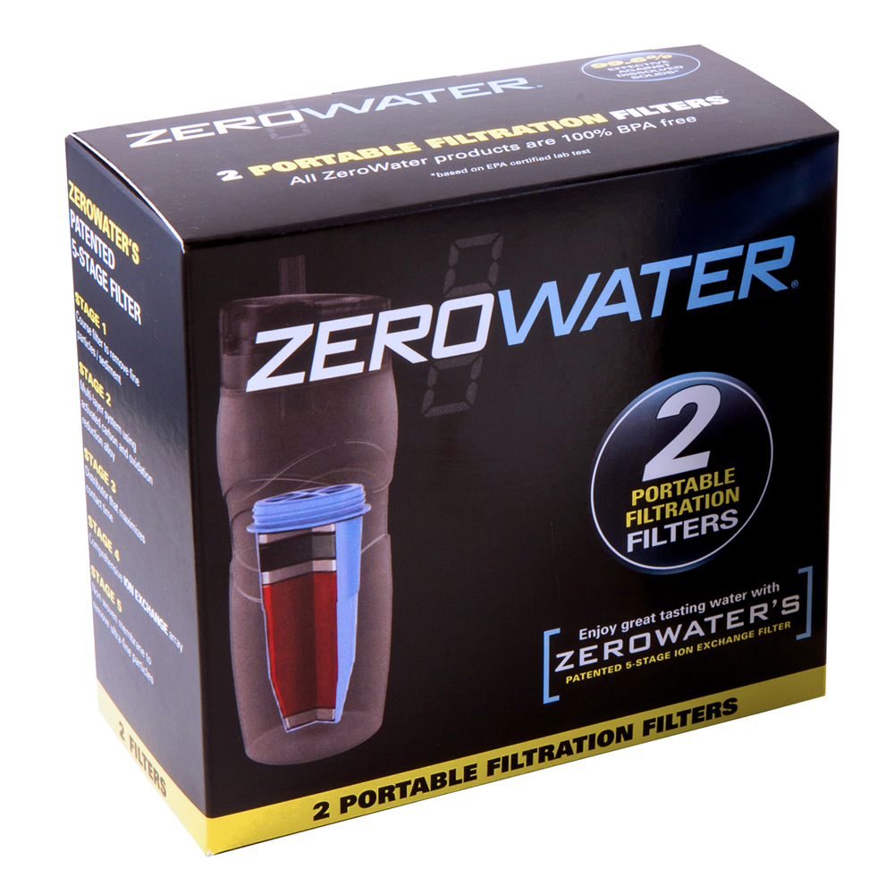 Zerowater Zr 230 Replacement Filtered Tumbler Water Filter