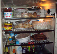 Time To Clean Your Fridge