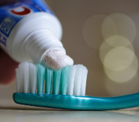 Fluoride Is Used In Toothpaste