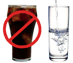 Making The Switch From Soda To Water Painless