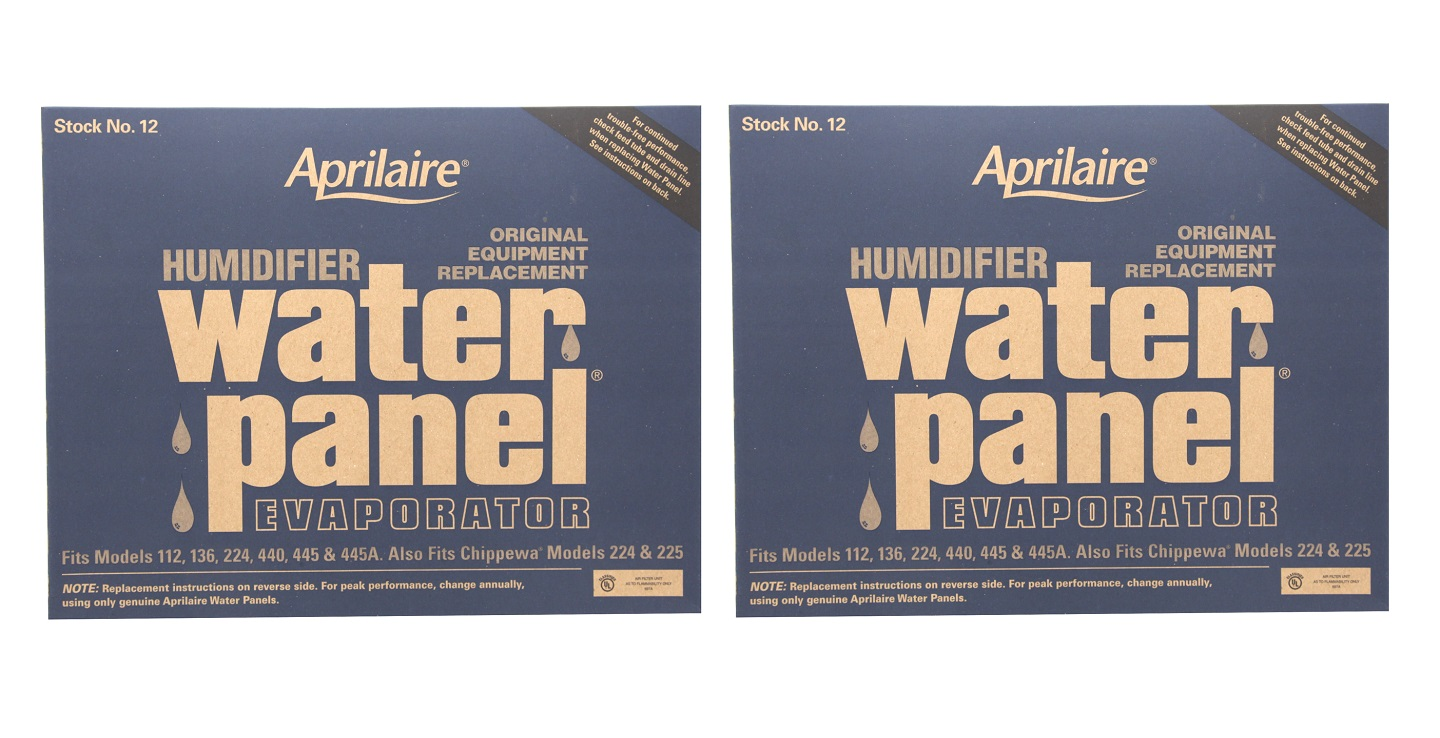 Aprilaire Water Panel 12 (2-Pack) AA_12_WP_2_PACK
