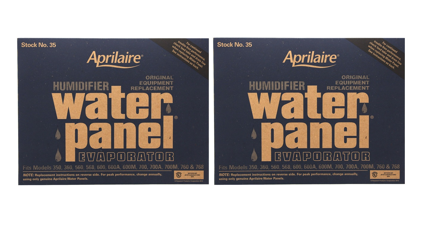 Aprilaire Water Panel 35 (2-Pack) AA_35_WP_2_PACK