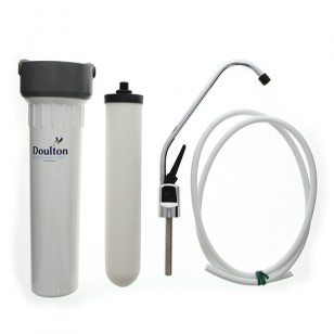 W9330958 Doulton SuperCarb Undersink Ceramic Candle Filter System