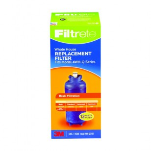 4WH-QS-F01 Filtrete Replacement Filter Cartridge