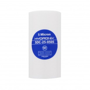 SDC-25-0505 Hydronix Sediment Water Filter Cartridge