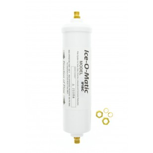 IF18C Ice-O-Matic Inline Water Filtration Cartridge - 1