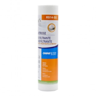 RS14-SS OmniFilter Whole House Filter Replacement Cartridge