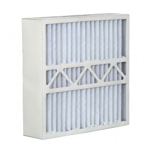 DPFPC16X25X5OB Tier1 Replacement Air Filter - 16X25X5 (2-Pack)