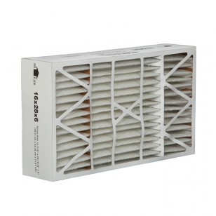 DPFS16X28X6OBDWR Tier1 Replacement Air Filter - 16X28X6 (2-Pack)