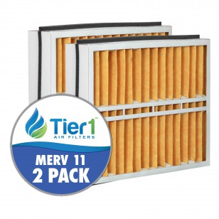 DPFT21X235X5AM11DAD Tier1 Replacement Air Filter - 21X235X5 (2-Pack)