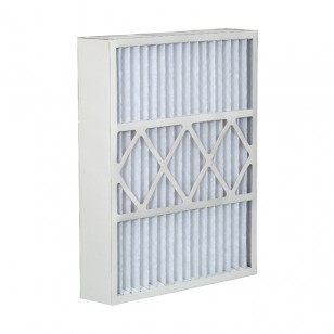 DPFW16X25X5OB Tier1 Replacement Air Filter - 16X25X5 (2-Pack)
