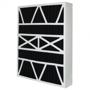 DPFWG16X25X5OB Tier1 Replacement Air Filter - 16X25X5 (2-Pack)