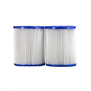 Pleatco PBW5PAIR Replacement Pool and Spa Filter (2-Pack)