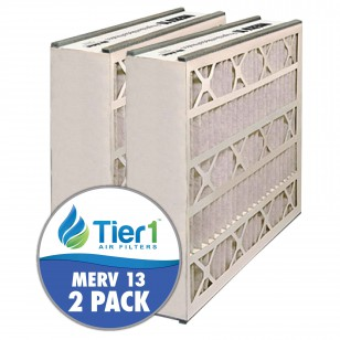 RDPAB052020M13 Tier1 Replacement Air Filter - 20X20X5 (2-Pack)