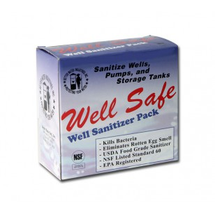 C21000 Well-Safe Well Sanitizer Pack