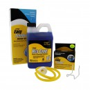 RK15K Pro Products Pro Easy Feeder Starter Kit: Resin Cleaning Feeder System For Water Softeners