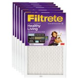 Filtrete 1500 Ultra Allergen Healthy Living Filter - 17.5x23.5x1 (6-Pack)