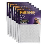 Filtrete 1500 Ultra Allergen Healthy Living Filter - 20x30x1 (6-Pack)