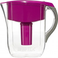 35475 Brita Grand Pitcher (Violet) 10 Cups