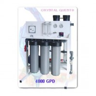 CQE-CO-02028 Crystal Quest Commercial Reverse Osmosis Filter System