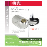 Dupont WFFM300XCH Low Profile Faucet Mount Drinking Water Filter System