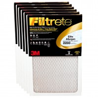 Filtrete 2200 Elite Allergen Filter - 14x20x1 (6-Pack)