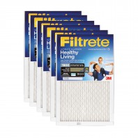 Filtrete 1900 Ultimate Allergen Filter - 18x18x1 (6-Pack)
