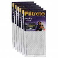 Filtrete 1500 Ultra Allergen Filter - 14x30x1 (6-Pack)