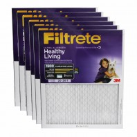 Filtrete 1500 Ultra Allergen Filter - 20x24x1 (6-Pack)