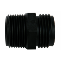 Hydrologic 3/4-inch Male Pipe to Male Garden Hose Thread Connector