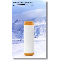 Crystal Quest 2-7/8 in x 9-3/4 in Nitrate Filter Cartridge