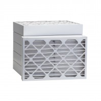 Tier1 600 Air Filter - 16-3/8 x 21-1/2 x 4 (6-Pack)