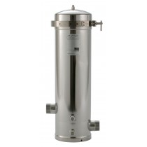 3M Aqua-Pure SS8 EPE-316L Whole House Stainless Steel Filter Housing