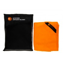 67802 Aquamira Emergency Blanket - Emergency Orange