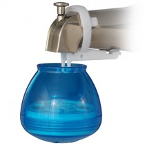 BB-TB Sprite Bath Ball Filter (Transparent Blue)