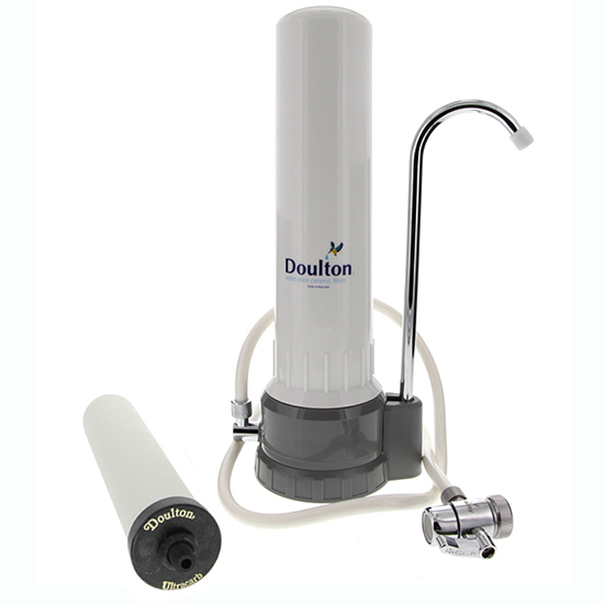 DOULTON-W9331032 UltraCarb HCPS Countertop Filter System 294764624