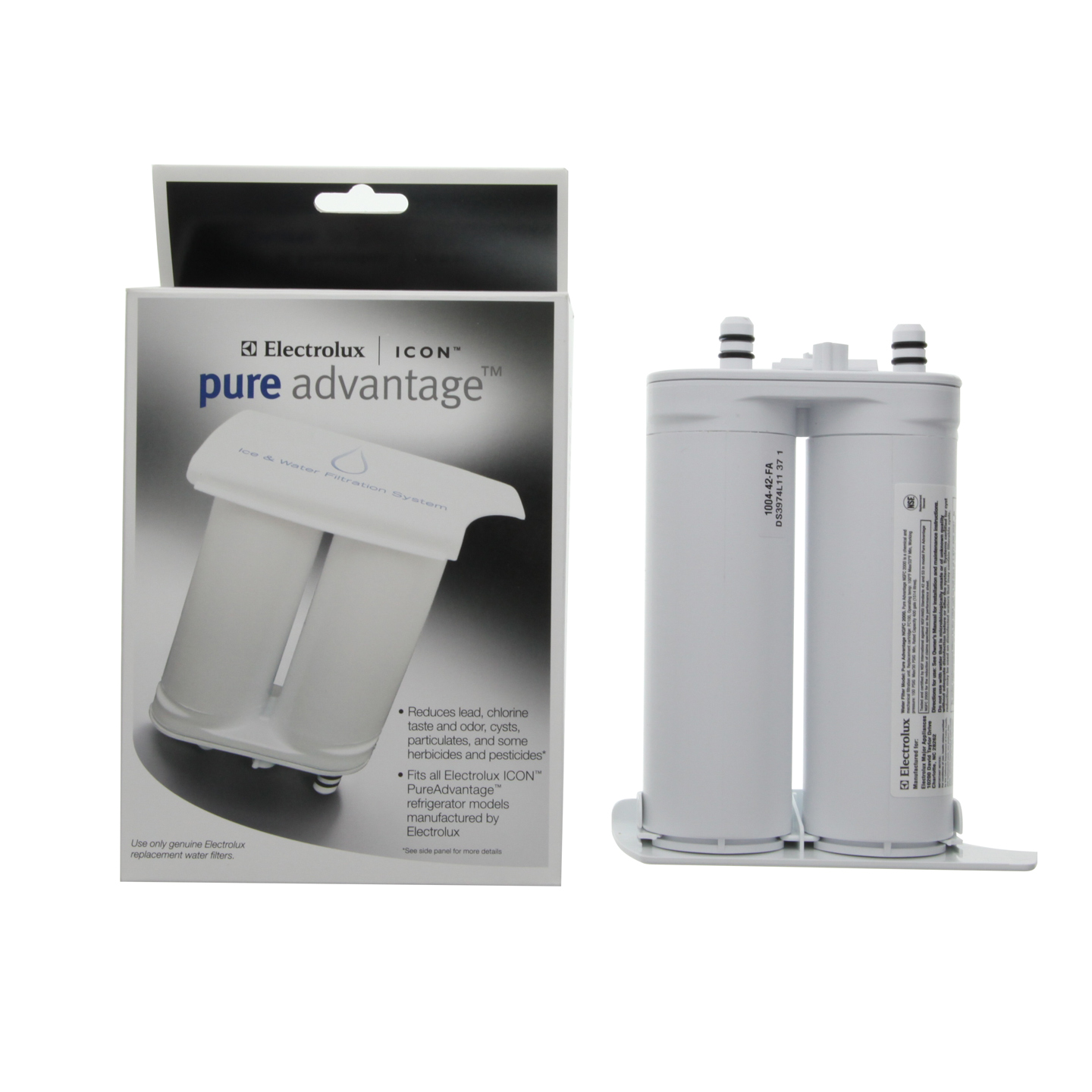 EWF2CBPA Electrolux PureAdvantage Refrigerator Water Filter (2-Pack) EWF2CBPA_2_PACK