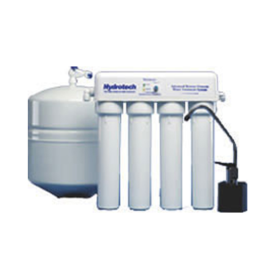 4VTFC50G-PB Hydrotech Pro Series Reverse Osmosis Filter System