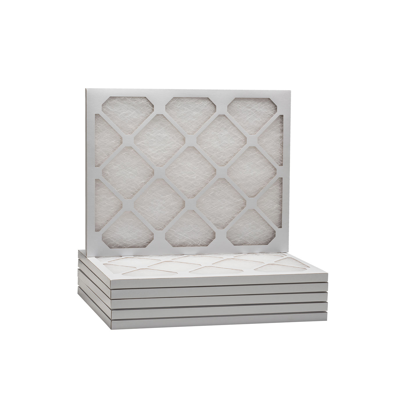 Tier1 20 x 22-1/4 x 1  MERV 6 - 6 Pack Air Filters (D50S-612022D) TIER1_D50S_612022D_6_PACK