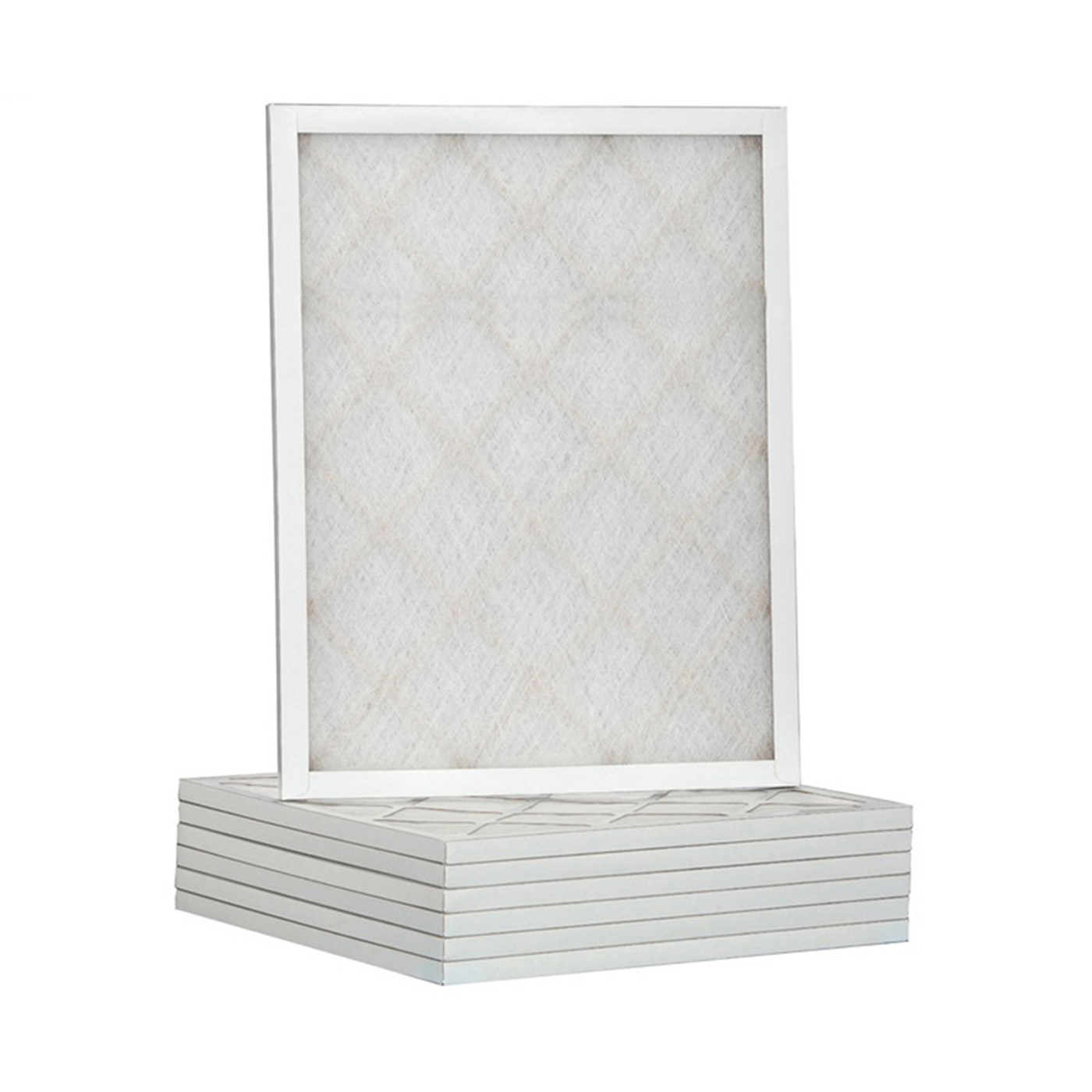 Tier1 20 x 22-1/4 x 2  MERV 6 - 6 Pack Air Filters (D50S-622022D) TIER1_D50S_622022D_6_PACK