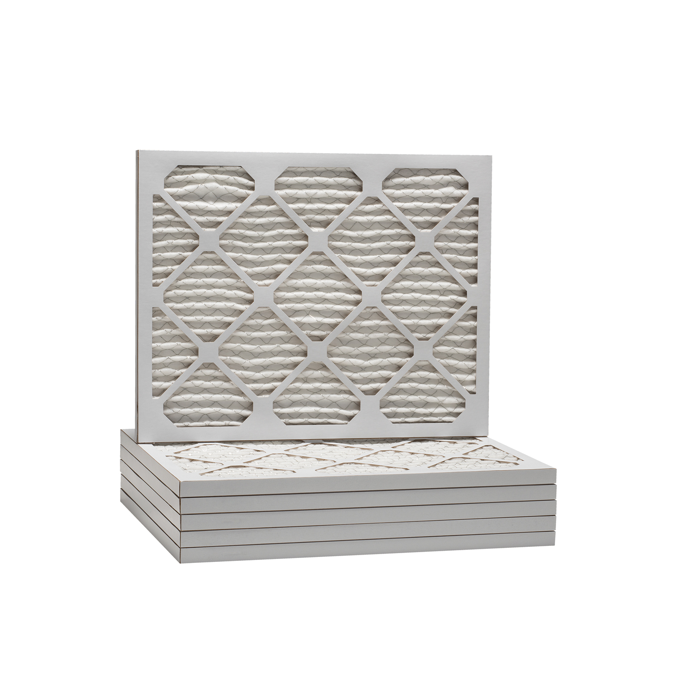 20x21 1/2x1 Merv 13 Universal Air Filter By Tier1 (6-Pack) TIER1_P25S_612021H_6_PACK