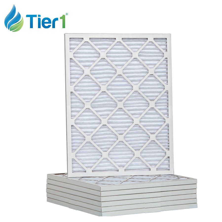Tier1 20 x 22-1/4 x 4  MERV 13 - 6 Pack Air Filters (P25S-642022D) TIER1_P25S_642022D_6_PACK